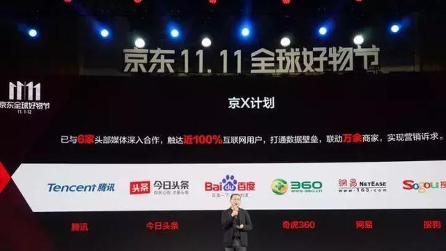 京东联合腾讯宣布双11大招!零售业面临巨变,你怕了吗?