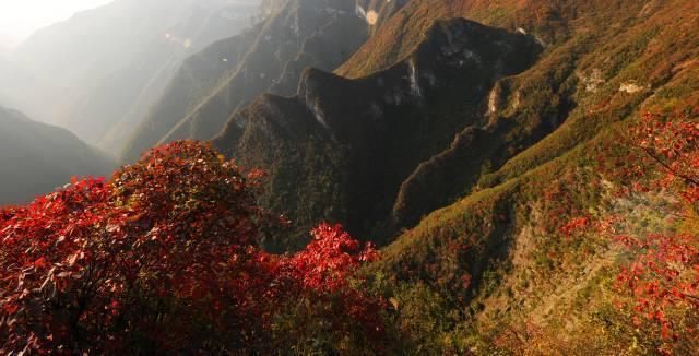 非去不可 万州周边这个壮美的峡谷马上就要红了