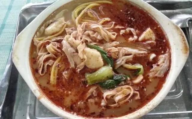 辽宁高校美食地图,你感觉哪个学校的菜最好吃