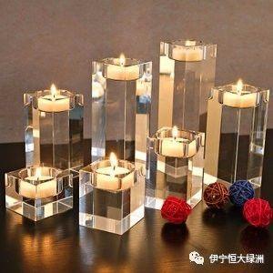 【活动开始】水晶蜡烛diy炫彩来袭,带着朋友一起制作独特的作品吧!