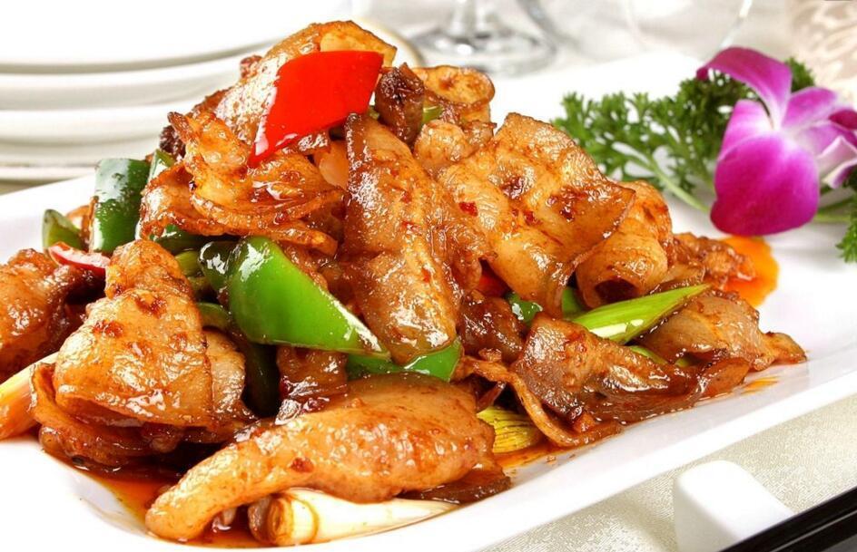 瓜红_【乐翻了】当石羊农庄的美食遇上洋气的西餐名字,回锅肉居然是.
