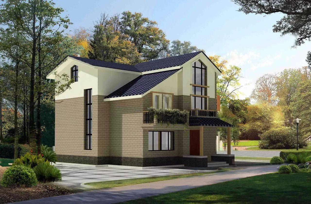 八米x八米房子设计图