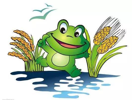 蛙泳图片大全卡通