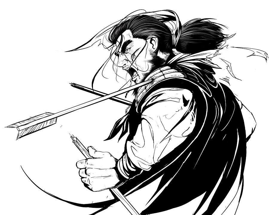 动漫 简笔画 卡通 漫画 手绘 素描 头像 线稿 900_720