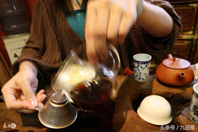 湖南安化黑茶为什么要洗茶