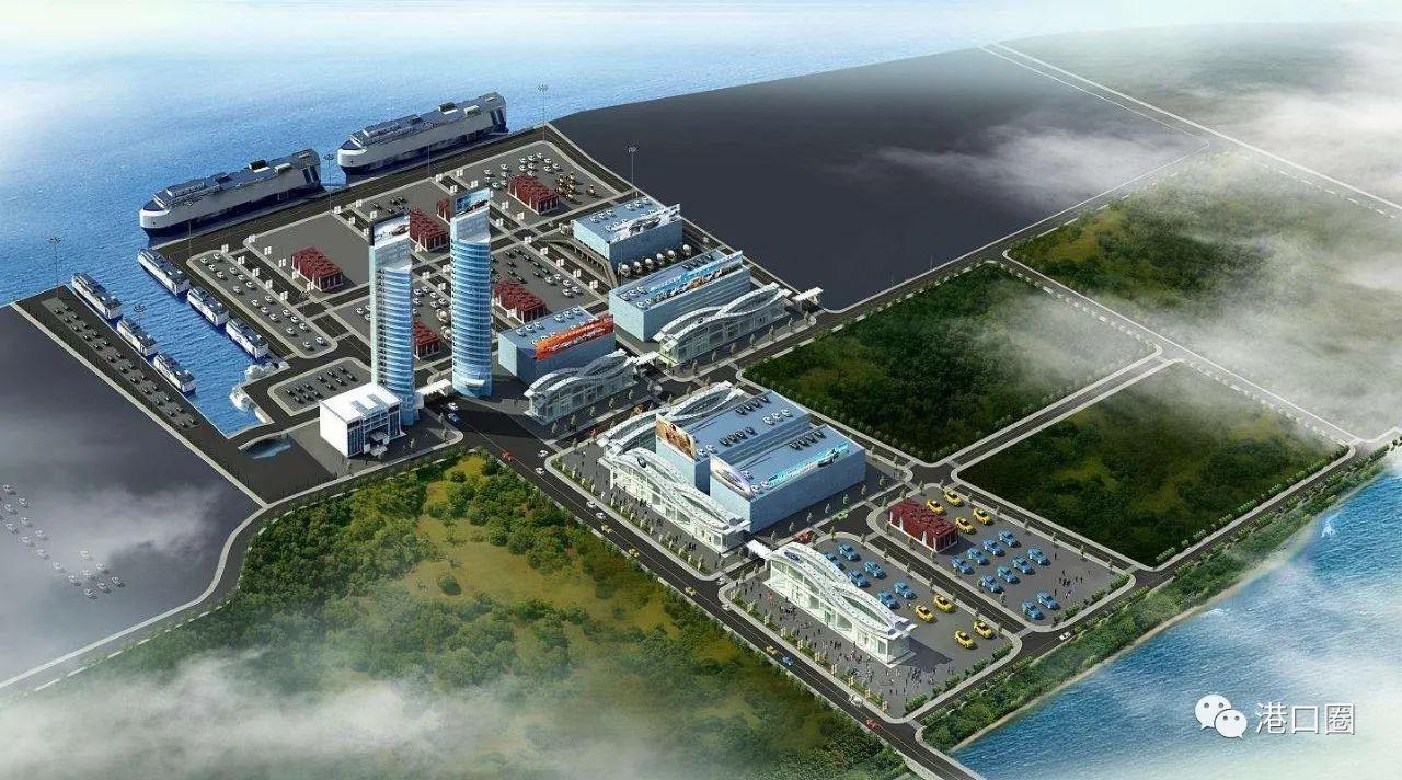 广州港拟增资1.5亿获近洋港口60%股权图片
