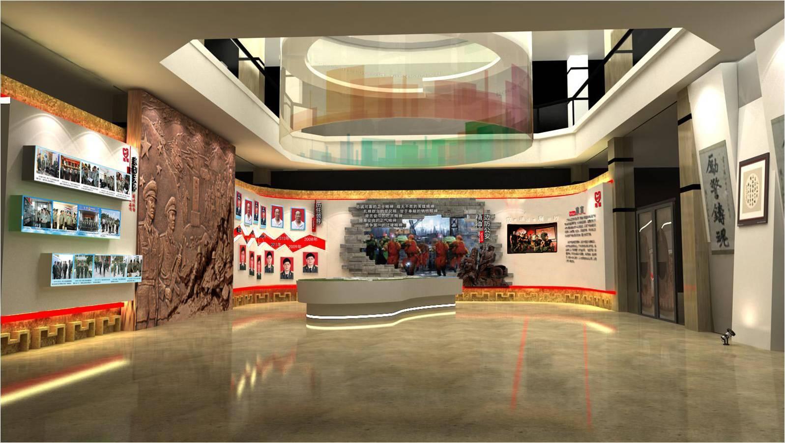 文化建设 广州廉政展厅设计理念