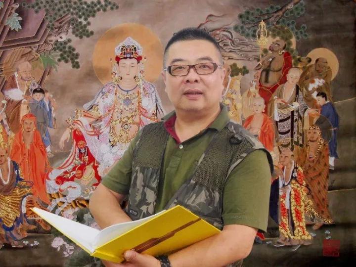 薛海涛:融中西文化精粹 创绘画新视野