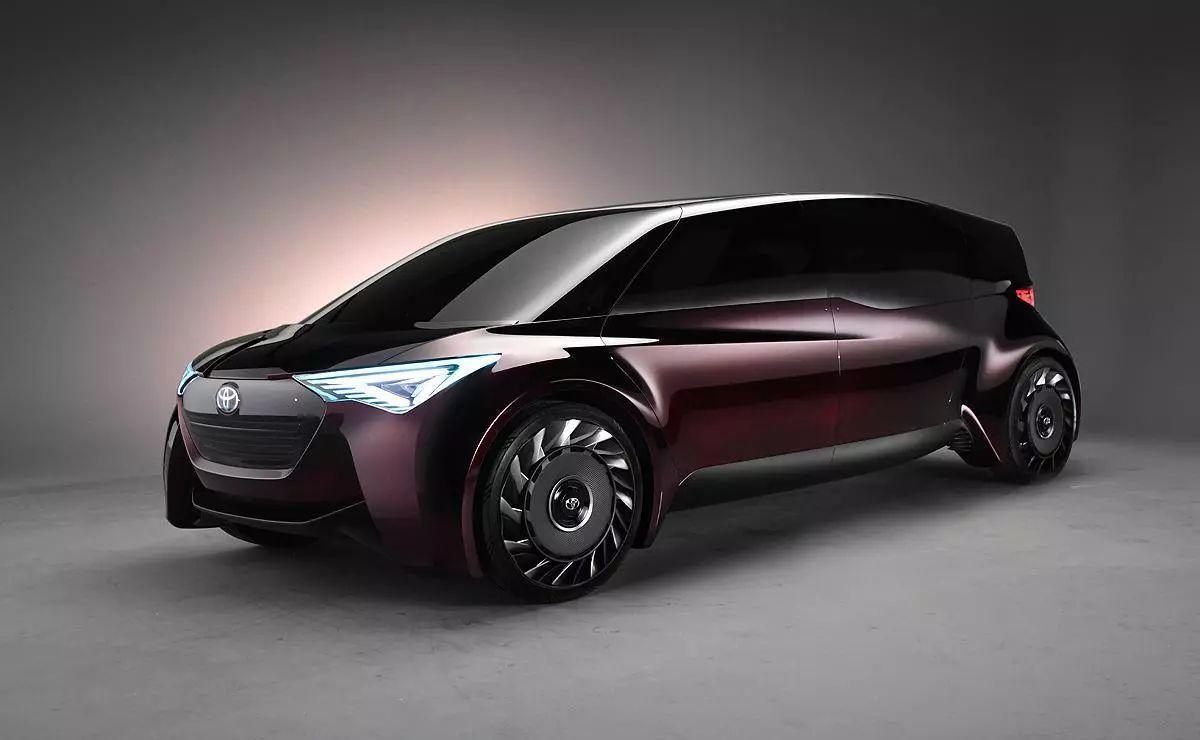 汽车 正文  来源:autograce 下周开幕的东京车展上,丰田要大力推广它