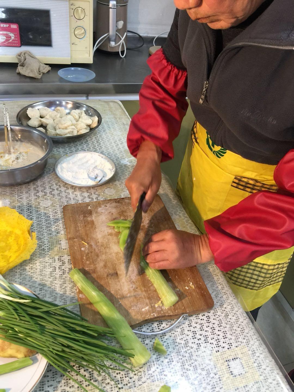大沈阳说如东 家的味道 如东美食烹饪大赛 31号叶枫家庭蟹虾丸和32号缪斌家庭淡菜烧素鸡