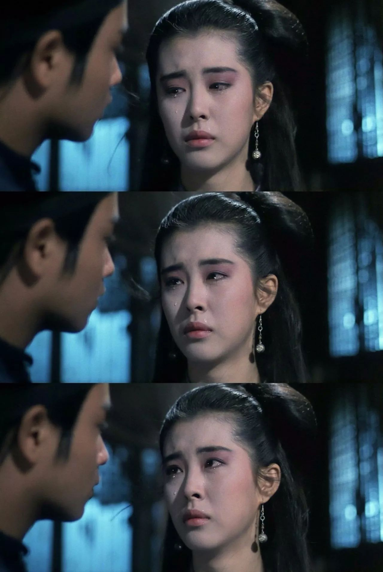 The position of the goddess Joey Wong have qualified successors