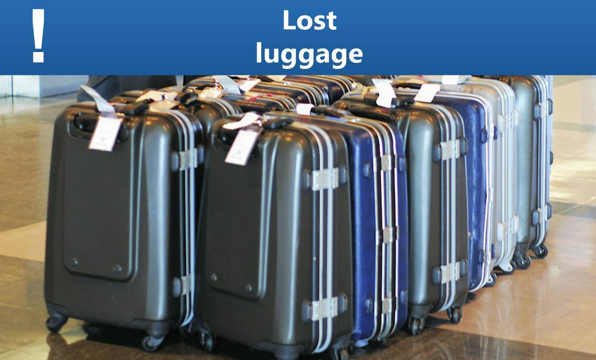 what about baggage lost when you take an international
