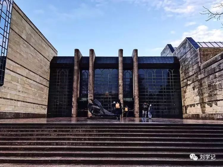 刘学记:怀揣来自缪斯的请柬,徜徉慕尼黑美术馆图片