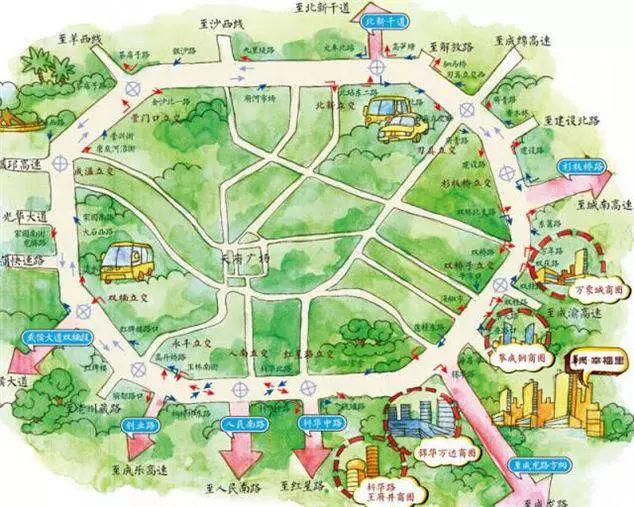 地图 平面图 设计图 效果图 634_507