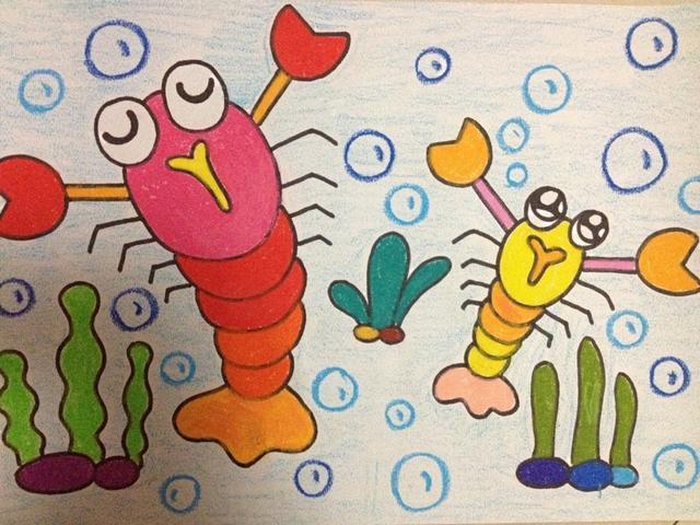 幼儿园美术儿童画:上百张创意作品,孩子需要的正是这些!图片图片