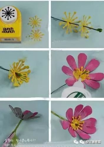 创意手工:6款幼儿园重阳节创意手工制作,太美了!