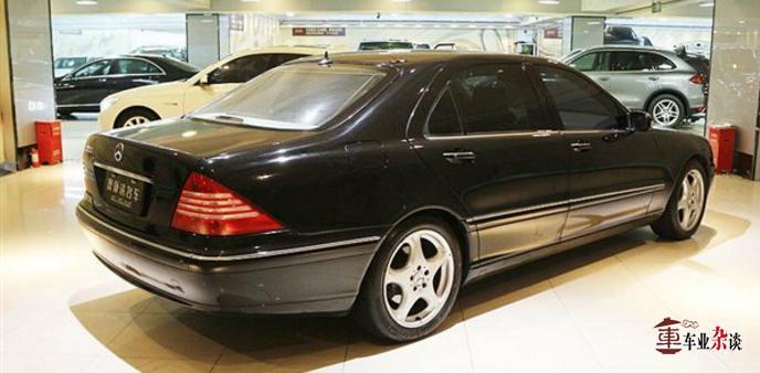 20万能买什么成色的二手宝马7系、奔驰S级和奥迪A8?