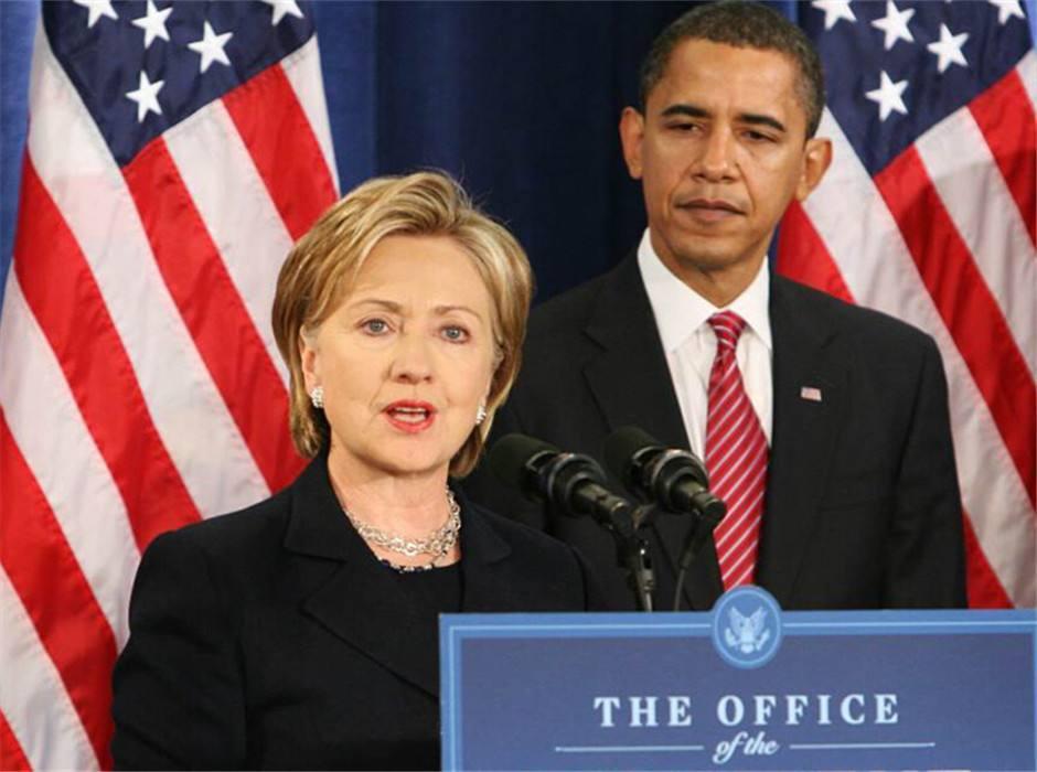 通俄门奥巴马收俄罗斯贿赂,奥巴马巨额受贿证据曝光希拉里涉案