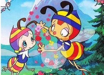 粤语故事 小蜜蜂的伤心事 做好自己最重要
