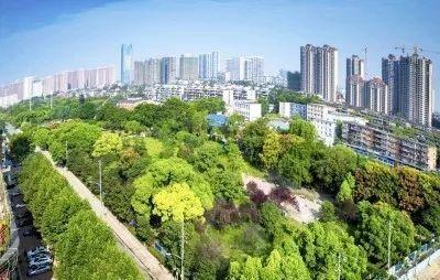 晋安区首个生态公园——鹤林生态公园动建, 将打造福州主城区东部