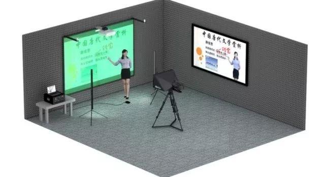 孟津教育虚拟教室和微课教室近期可投入使用