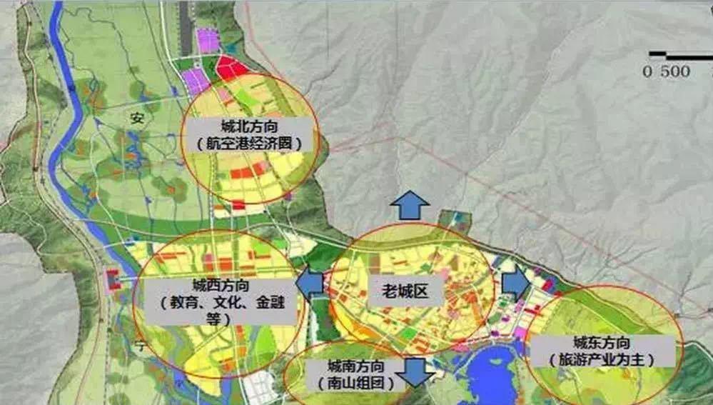 图/城区规划图