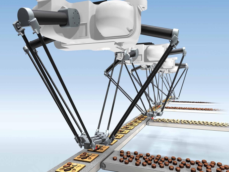 一体式机器人解决方案图片