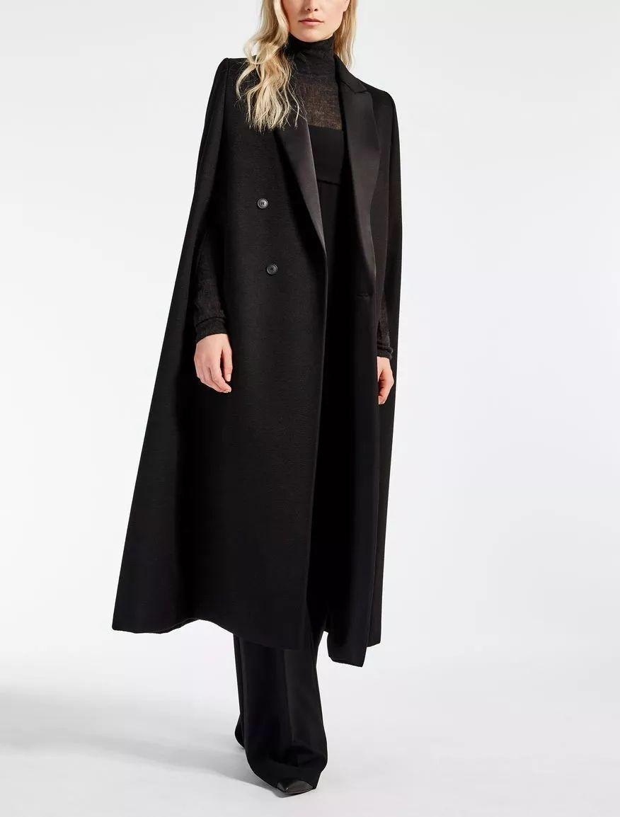 你知道maxmara今年最流行的新款大衣是哪件吗?图片