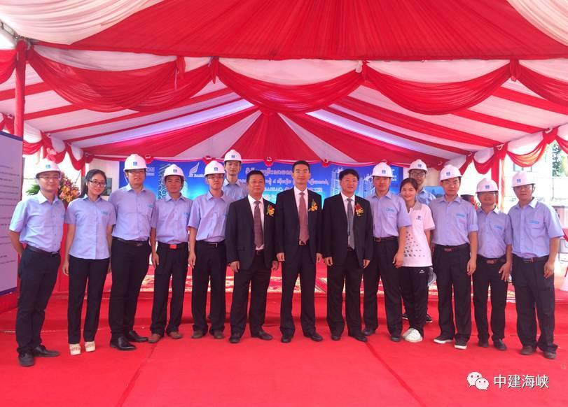 henhenlu人体艺术_星快报|中建海峡柬埔寨首个项目开工啦