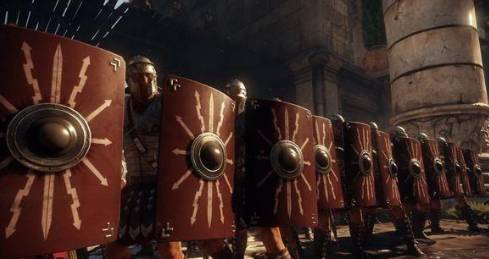 罗马重装步兵