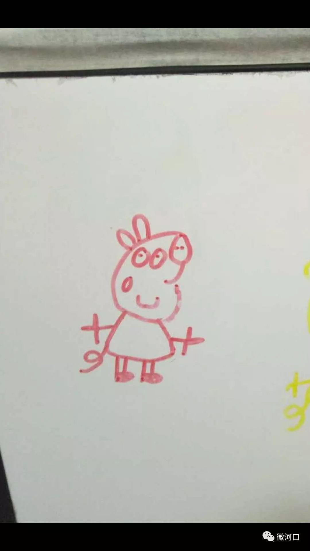 、互动的儿童简笔画画法   适合2-5岁的孩子,赶紧来参加吧   再让我们