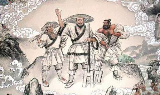[上古迷思:叁皇五帝到夏季商] 半遮藏面的夏季朝--鲧、禹父亲儿子_搜狐历史_搜狐网