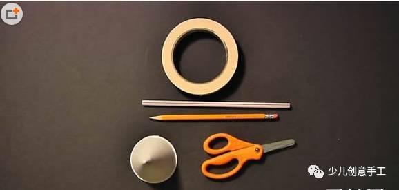 小喇叭手工制作,幼儿园喇叭制作方法