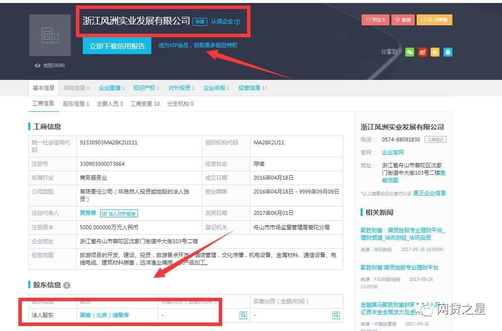 粮库系新添贵子<wbr>聚胜财富年化不止45.7%的高返+自融