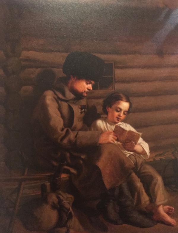 19至20世纪有名的白俄罗斯风景画画家茹科夫斯基(《最后一场雪》, 1896;《春天的晚上》, 1900年代)和比亚雷尼茨基.比鲁利亚(《三月份的黄昏》, 1903;《冬日的一天》, 1905;《春天》, 1912;《森林的河》, 1920, 《蓝色的春天