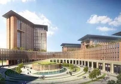 龙华这所学校酷炫了!首开全区校园综合体建设之先河
