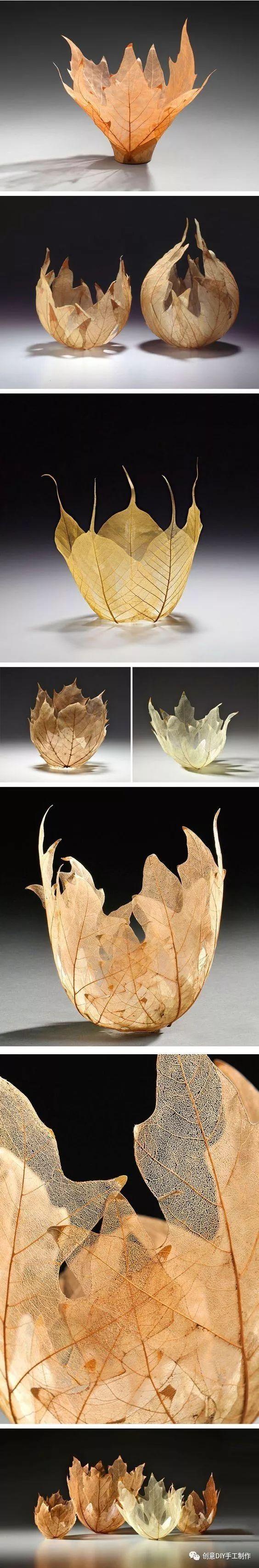 原标题:【米桔巧手屋】 15款秋叶创意手工DIY  一阵秋风吹过,大树底下又多了些飘零的落叶。 秋天的树叶不仅看起来美丽, 而且还是孩子们发现美、创造美的好材料。 秋季美工区的材料投放,怎能少得了五颜六色的落叶呢!  1、树叶碎片粘贴手工
