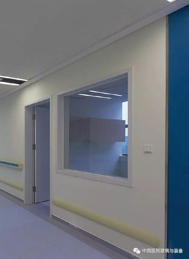 这所医院有s型架空连廊,z型病房,太多亮点啦图片