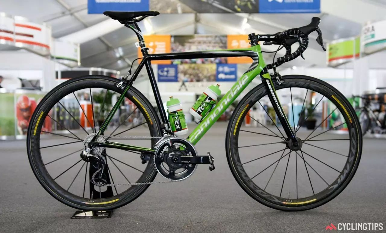 我们还有自行车!细数世巡赛赛场上各站队利器图片