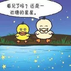 睡前故事 小鸭子吃星星
