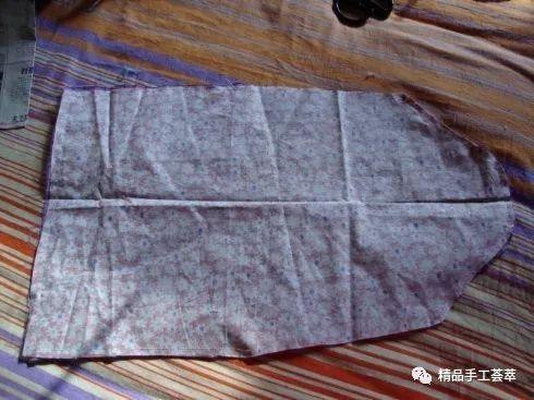 宝宝棉裤裁剪步骤图图片