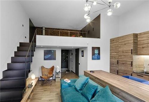 18平米房子装修效果图 小户型也可以拥有大格局