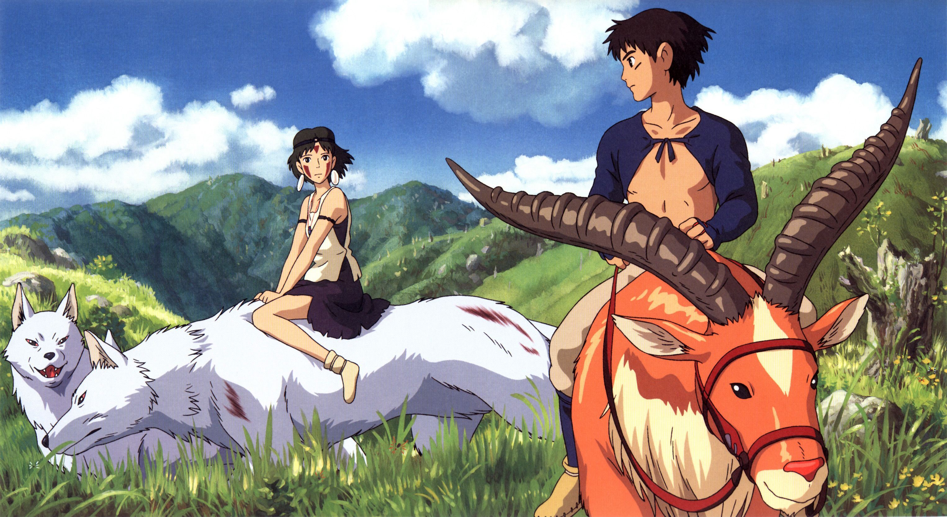 伊莎贝勒艺术团荐读,宫崎骏久石让合作,动画电影不可逾越的经典