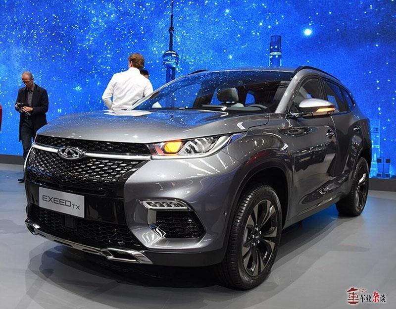 担心双十一在家剁手,不如去广州车展瞧瞧这些SUV! - 周磊 - 周磊