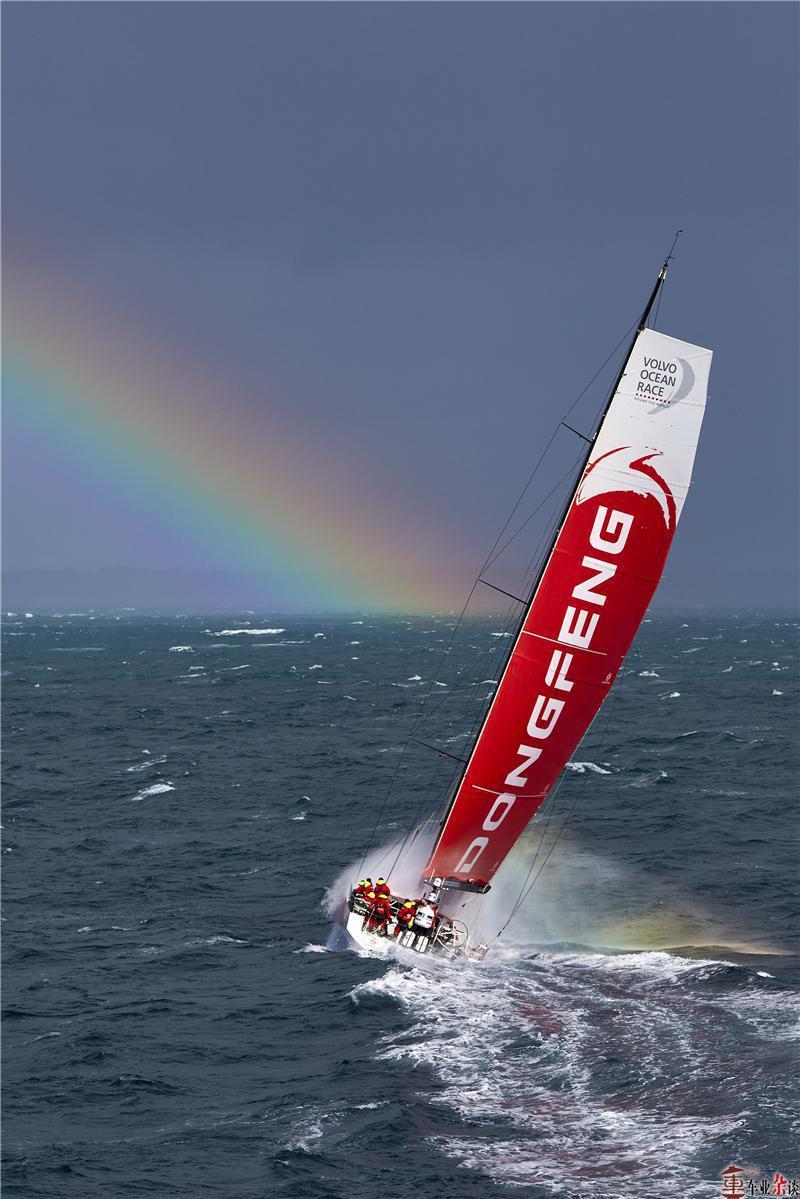 走出去、走进去、走上去,东风冠名环球帆船赛队有深意 - 周磊 - 周磊