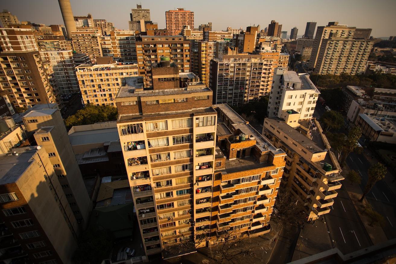 全球最乱的街区:从中央商务区到贫民窟,南非黑人只用了20年