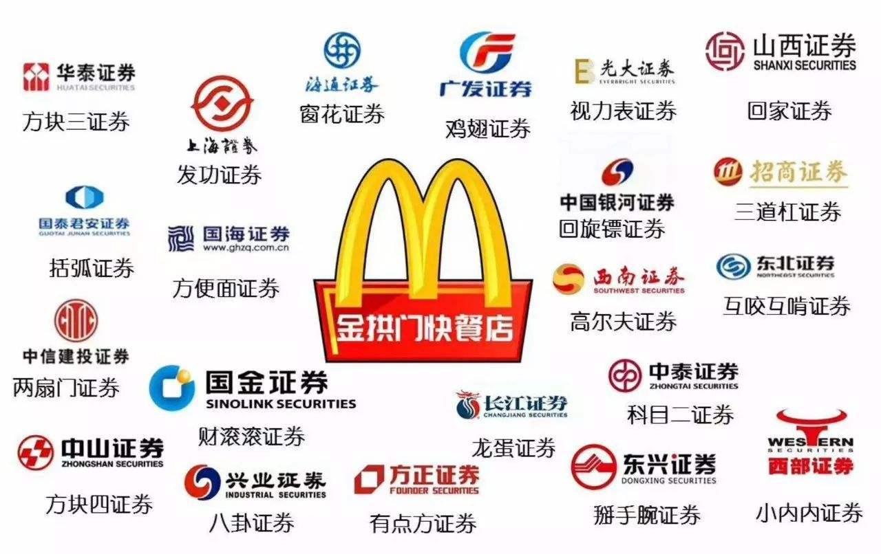 宋清辉:麦当劳改名金拱门等于失1.70复古传奇去一块庞大无形资产