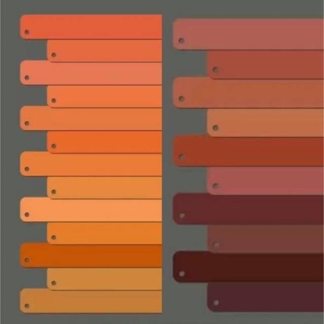 温暖,优雅又高级,焦糖色系才是这个秋冬最时髦的颜色!