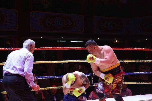 张君龙一年KO四大强敌比肩泰森,期待改写黄种人重量级历史