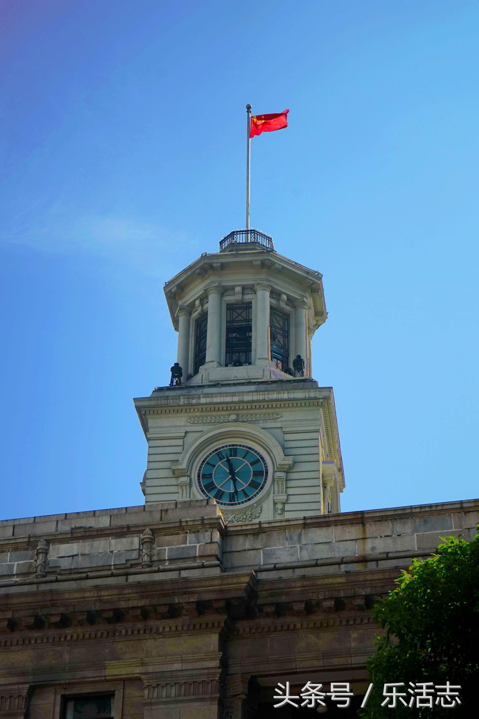 武汉江汉关博物馆,在这里可以了解汉口开埠到现在的历史发展历程